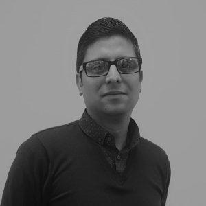 Naresh Patel Business Development Executive