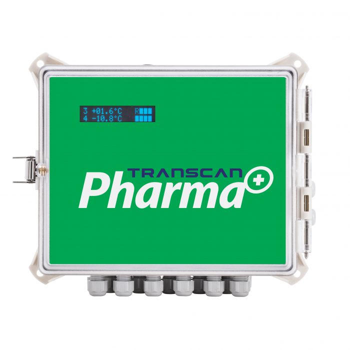 Seven Telematics Pharma Trailer